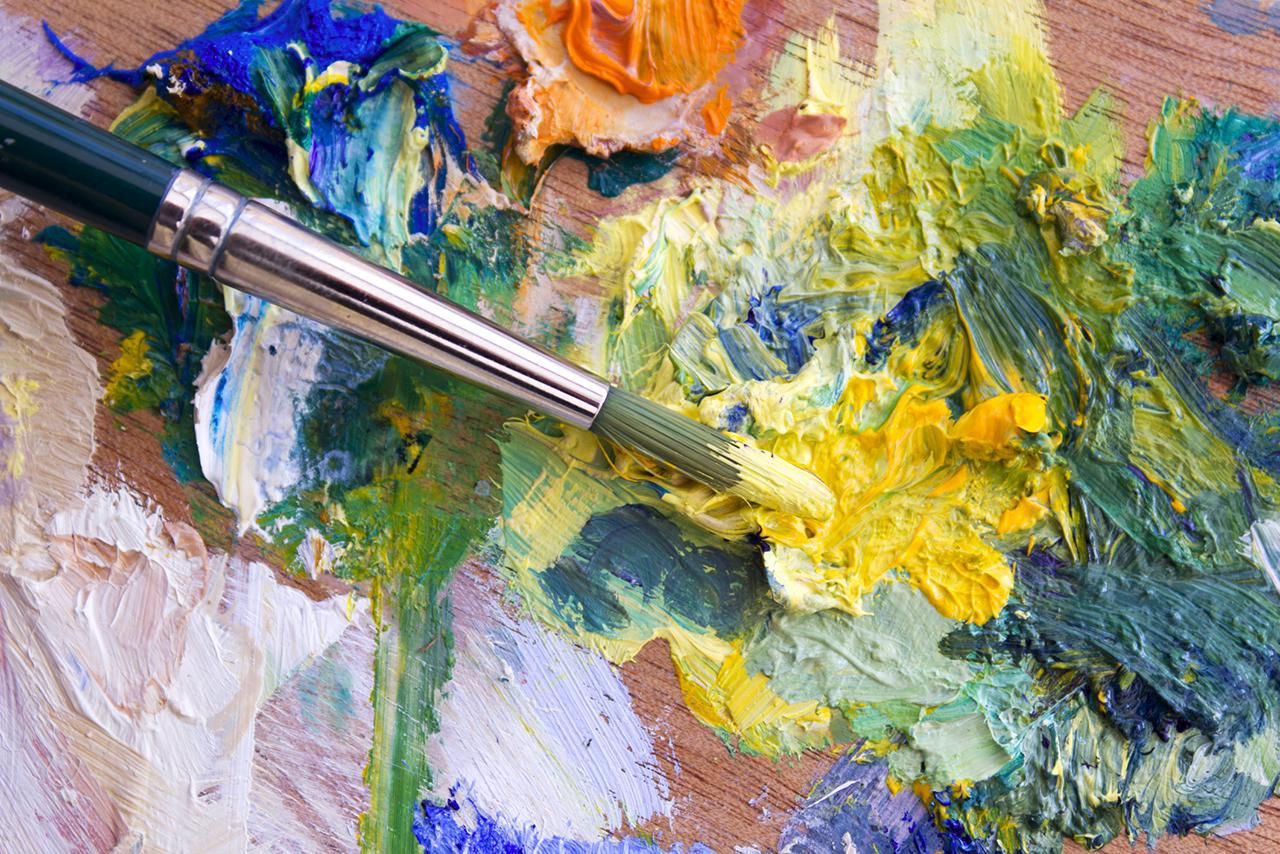 Acrylic Paint for Beginners