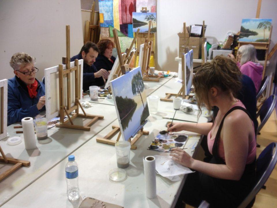 Noosa Art Classes