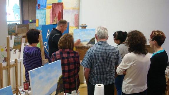 Noosa Art Class